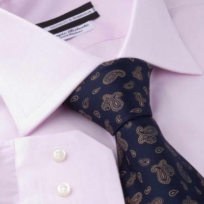 Koszula różowa Rosa M01 N° 38/5