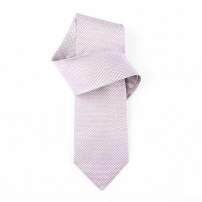 Jedwabny krawat fioletowy Nº35