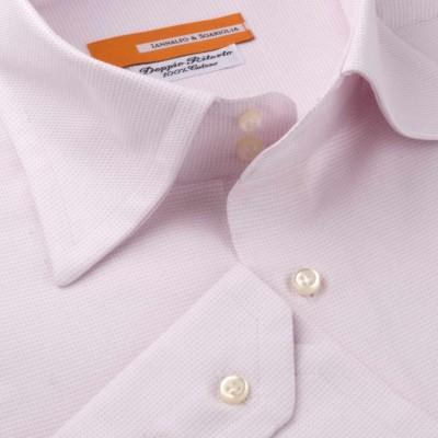 Koszula różowa Operato Rosa M06 N° 224/5 Slim-fit