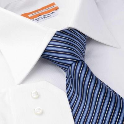 Koszula biała Bianco M12 N°19 Slim-fit
