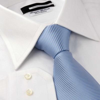 Koszula biała Spigato Bianco M03 N° 91 w Koszule Krój  l1RGM