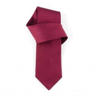 Jedwabny krawat fioletowy Nº27