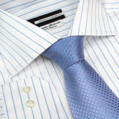 Koszula biała Rigato Celeste M19 N° 502/2