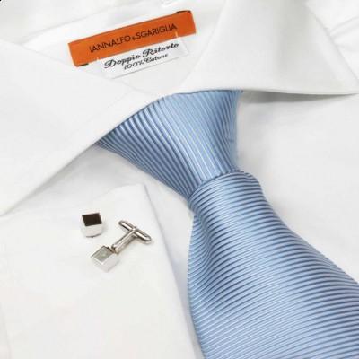 Koszula biała slim-fit Bianco Operato M21 N° 100/10
